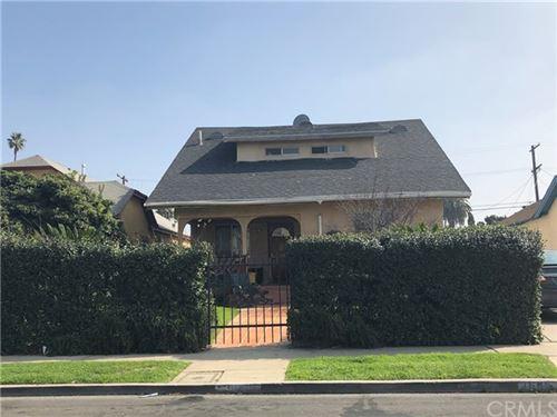 Tiny photo for 3666 5th Avenue, Los Angeles, CA 90018 (MLS # CV20065824)