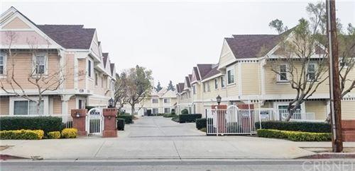 Photo of 13750 Hubbard Street #77, Sylmar, CA 91342 (MLS # SR21032825)