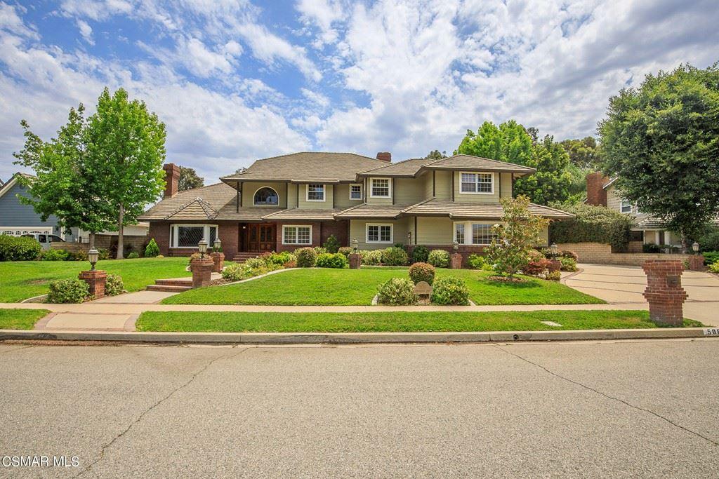 508 Longbranch Road, Simi Valley, CA 93065 - MLS#: 221003825