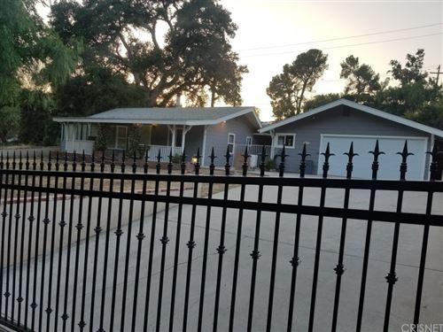Photo of 13225 Chrisco Street, Agua Dulce, CA 91390 (MLS # SR21230826)