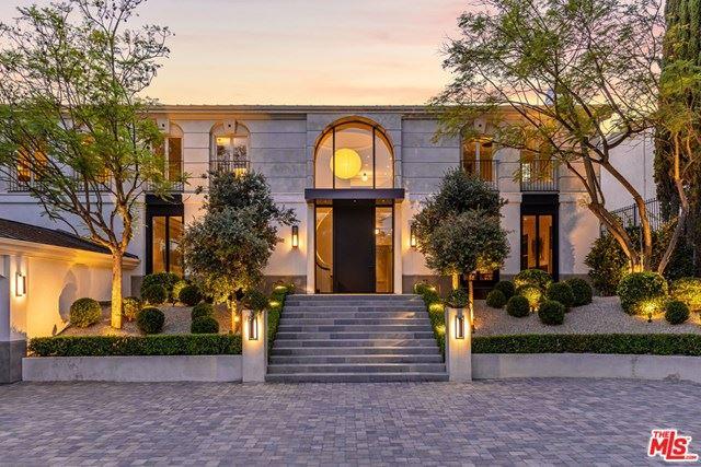 12012 CREST Court, Beverly Hills, CA 90210 - MLS#: 20654826