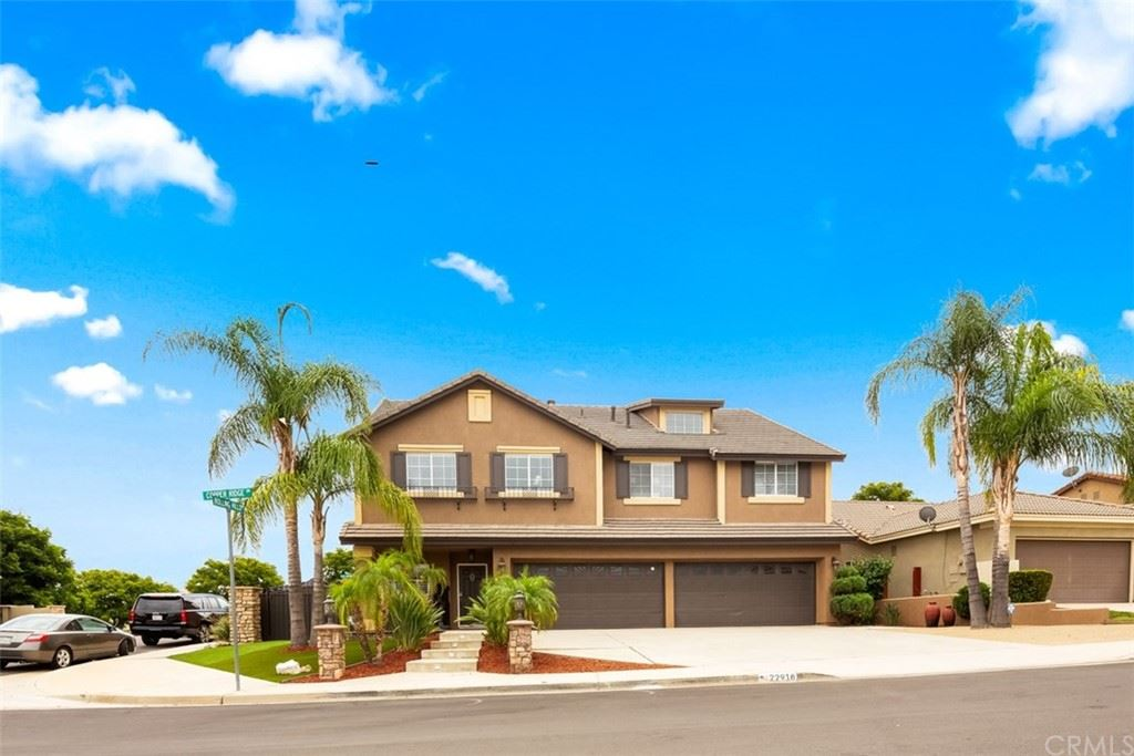 22918 Copper Ridge Drive, Corona, CA 92883 - MLS#: OC21184826