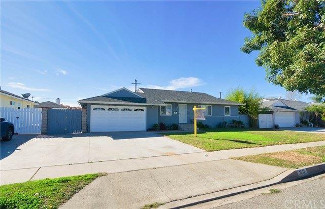1612 W Delvale Street, West Covina, CA 91790 - MLS#: TR21010826
