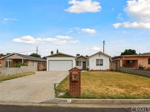 Photo of 22129 Runnymede Street, Canoga Park, CA 91303 (MLS # BB20167827)