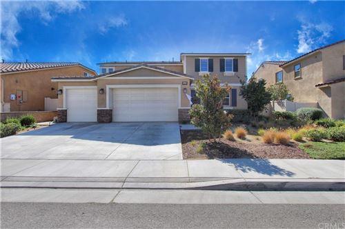 Photo of 1419 Worland Street, Beaumont, CA 92223 (MLS # EV21229827)
