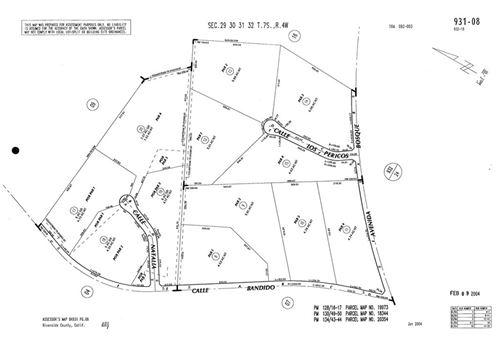Photo of 0 Calle Bandido, Murrieta, CA 92562 (MLS # PW18093827)