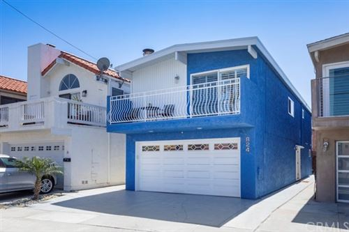Photo of 824 3rd Street, Hermosa Beach, CA 90254 (MLS # SB21077827)