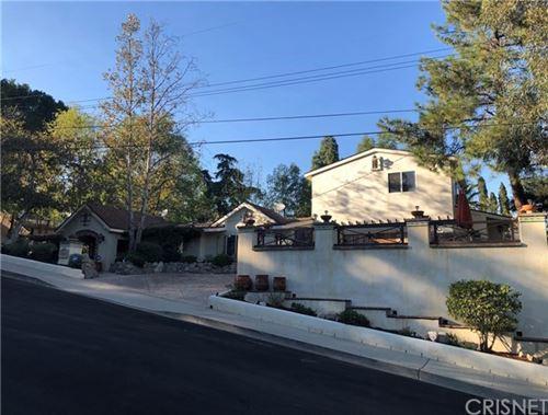Photo of 17219 Warrington Drive, Granada Hills, CA 91344 (MLS # SR20229827)