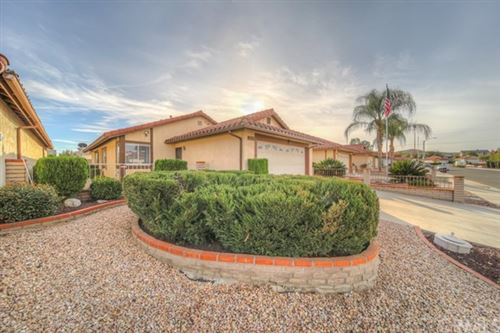 Photo of 26109 Bluebell Street, Menifee, CA 92586 (MLS # SW20244827)