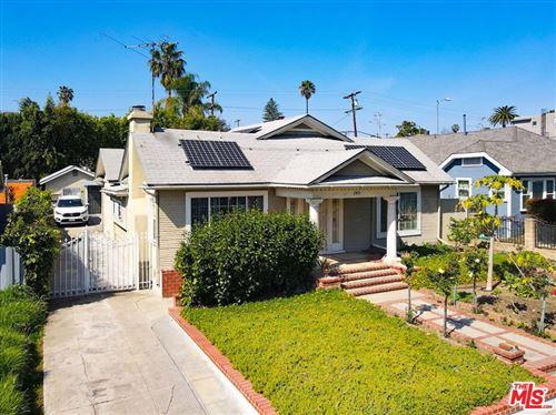 Photo of 245 N Gramercy Place, Los Angeles, CA 90004 (MLS # 21701828)