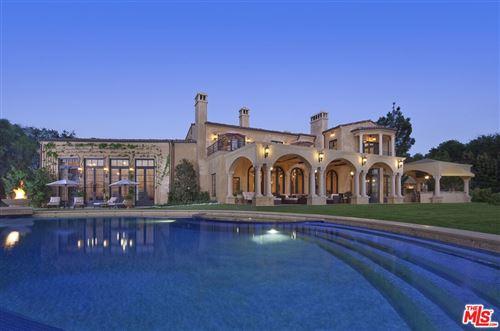Photo of 7 Beverly Ridge Terrace, Beverly Hills, CA 90210 (MLS # 21785828)