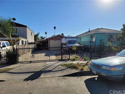 Photo of 808 E 111th Drive, Los Angeles, CA 90059 (MLS # DW20249828)