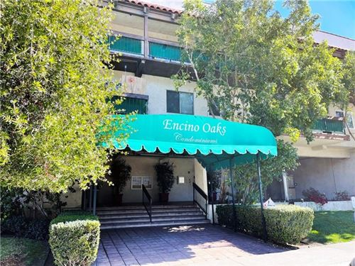 Photo of 5460 White Oak Avenue #F302, Encino, CA 91316 (MLS # SR21033828)