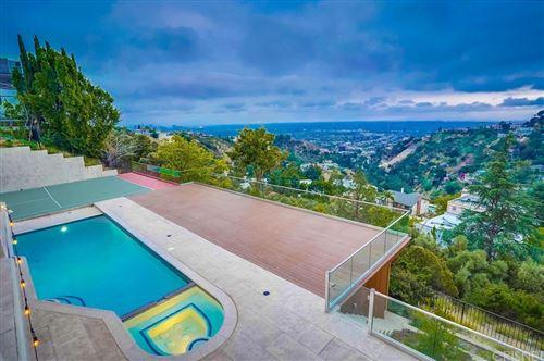 Photo of 7962 Oceanus Drive, Los Angeles, CA 90046 (MLS # SR21144828)