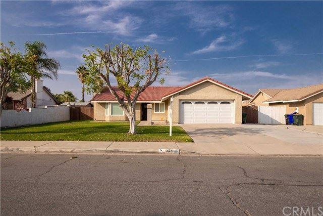 1434 W Norwood Street, Rialto, CA 92377 - MLS#: CV20222828