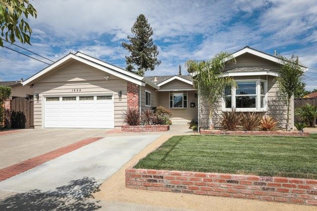 1689 Castro Drive, Campbell, CA 95008 - #: ML81806828