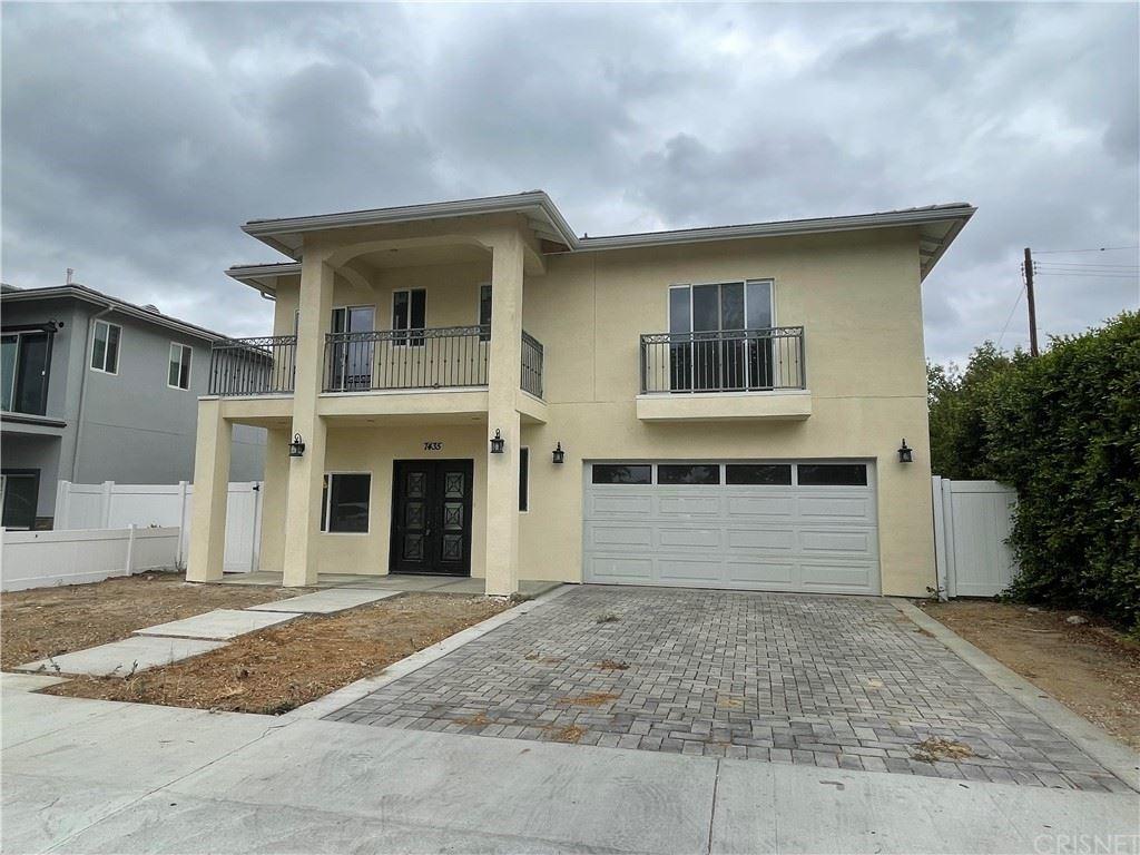 7435 Mclennan Avenue, Van Nuys, CA 91406 - MLS#: SR21185828