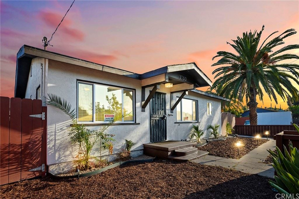 3703 Landis Street, San Diego, CA 92105 - MLS#: SW21152828