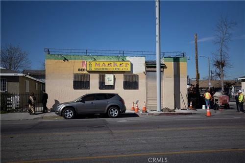 Photo of 8001 S San Pedro Street, Los Angeles, CA 90003 (MLS # AR21036829)