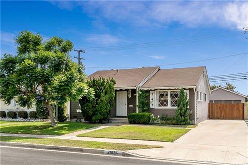 Photo of 21921 Marjorie Avenue, Torrance, CA 90503 (MLS # PV21162829)