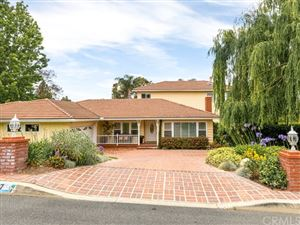 Photo of 7 Hitching Post Drive, Rolling Hills Estates, CA 90274 (MLS # SB19129829)