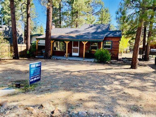 Photo of 39484 Lake Drive, Big Bear, CA 92315 (MLS # SR21103829)