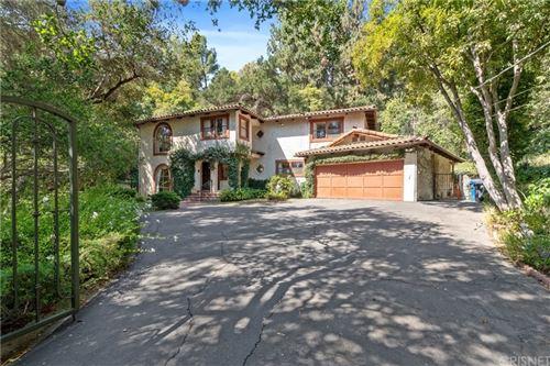 Photo of 2175 1/2 Mandeville Canyon Road, Los Angeles, CA 90049 (MLS # SR21146829)