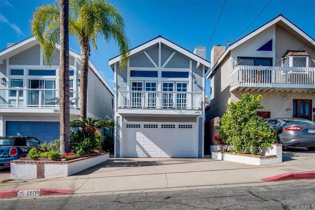 1109 Stanford Avenue, Redondo Beach, CA 90278 - MLS#: SB21225829