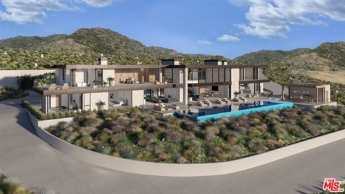 Tiny photo for 3093 Sweetwater Mesa Road, Malibu, CA 90265 (MLS # 19501830)