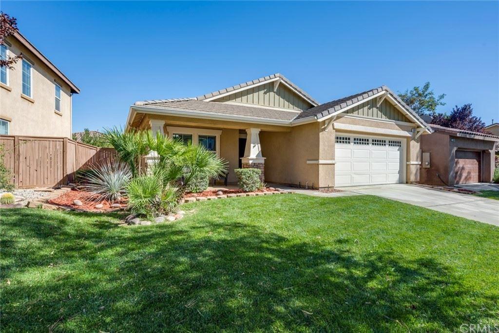 1362 Edelweiss Drive, Beaumont, CA 92223 - MLS#: EV21227830