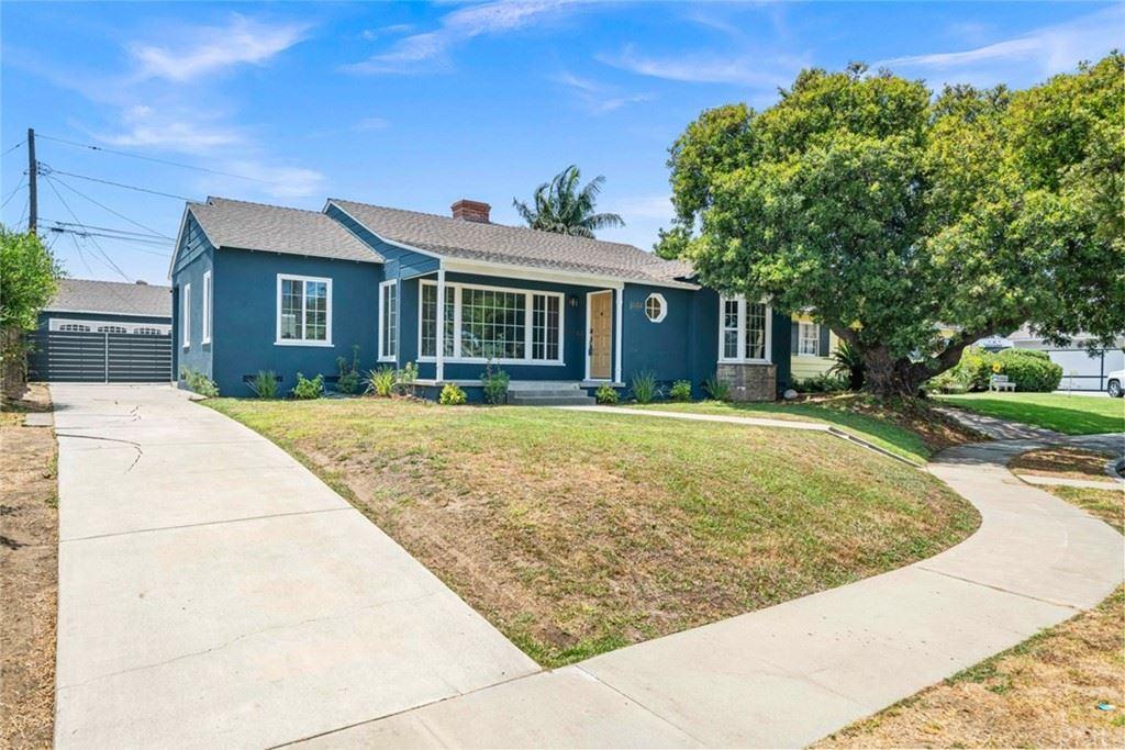 1348 E Somerset Place, Long Beach, CA 90807 - MLS#: MB21156830
