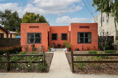 Photo of 229 Thorne Street, Los Angeles, CA 90042 (MLS # P1-3831)