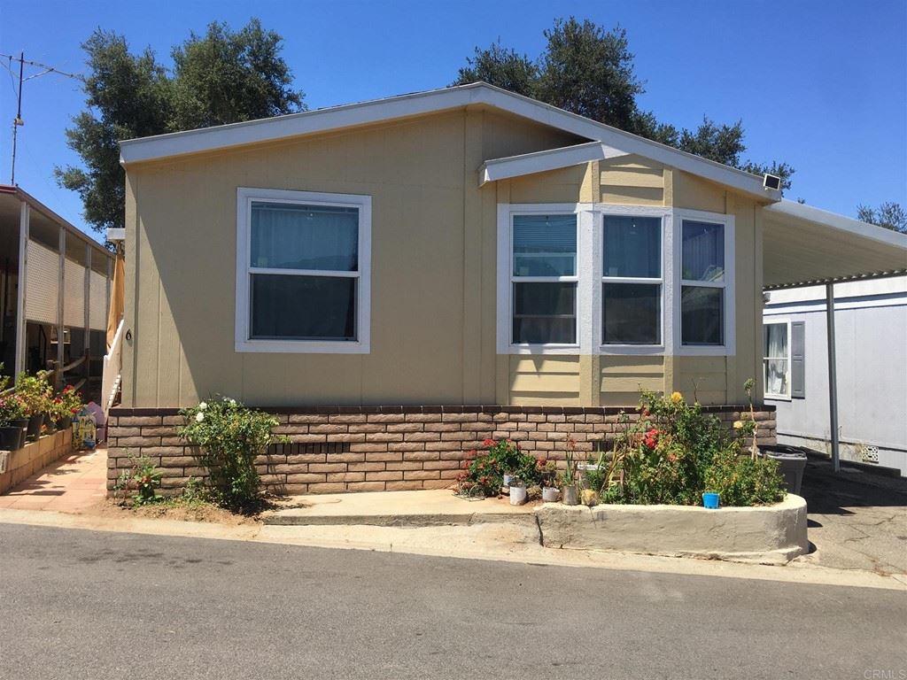 1638 Calavo Road #6, Fallbrook, CA 92028 - MLS#: NDP2107831