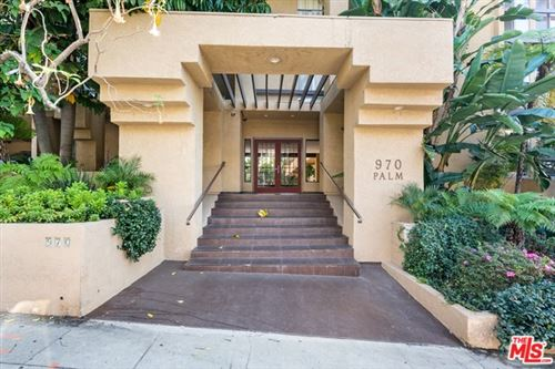 Photo of 970 PALM Avenue #207, West Hollywood, CA 90069 (MLS # 20550832)