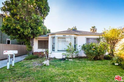 Photo of 3865 Mclaughlin Avenue, Los Angeles, CA 90066 (MLS # 20666832)