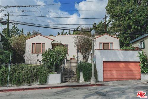 Photo of 1707 W Silver Lake Drive, Los Angeles, CA 90026 (MLS # 21702832)