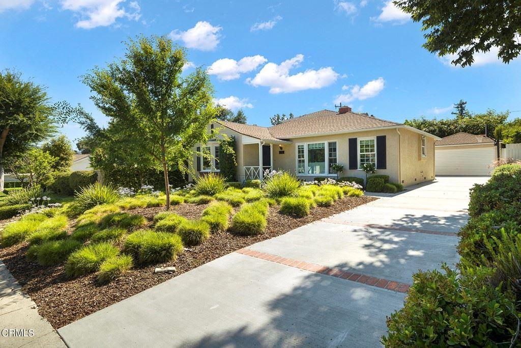 Photo of 4813 Crown Avenue, La Canada Flintridge, CA 91011 (MLS # P1-5832)