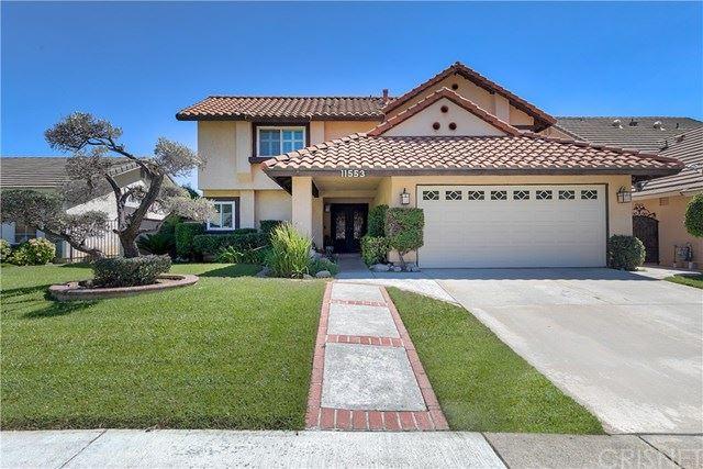 11553 Mammoth Peak Court, Rancho Cucamonga, CA 91737 - MLS#: SR20162832