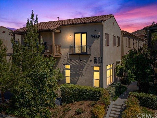4429 Owens Street #103, Corona, CA 92883 - MLS#: IG21070834