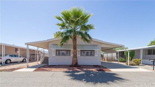 1525 Oakland Avenue #43, Hemet, CA 92543 - MLS#: SW21092834
