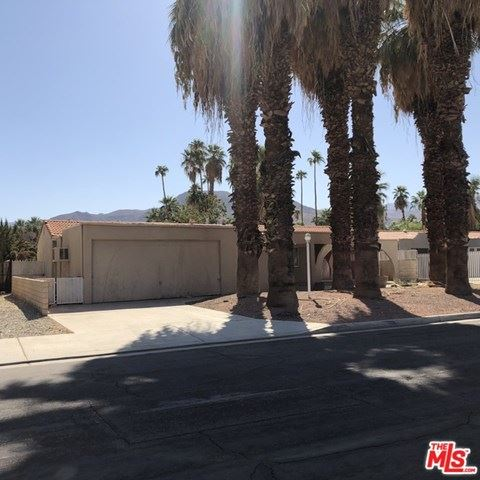 Photo of 70071 COBB Road, Rancho Mirage, CA 92270 (MLS # 20563836)