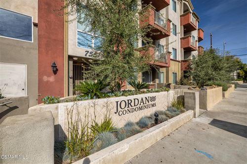 Photo of 7551 Jordan Avenue #303, Canoga Park, CA 91303 (MLS # 221001836)