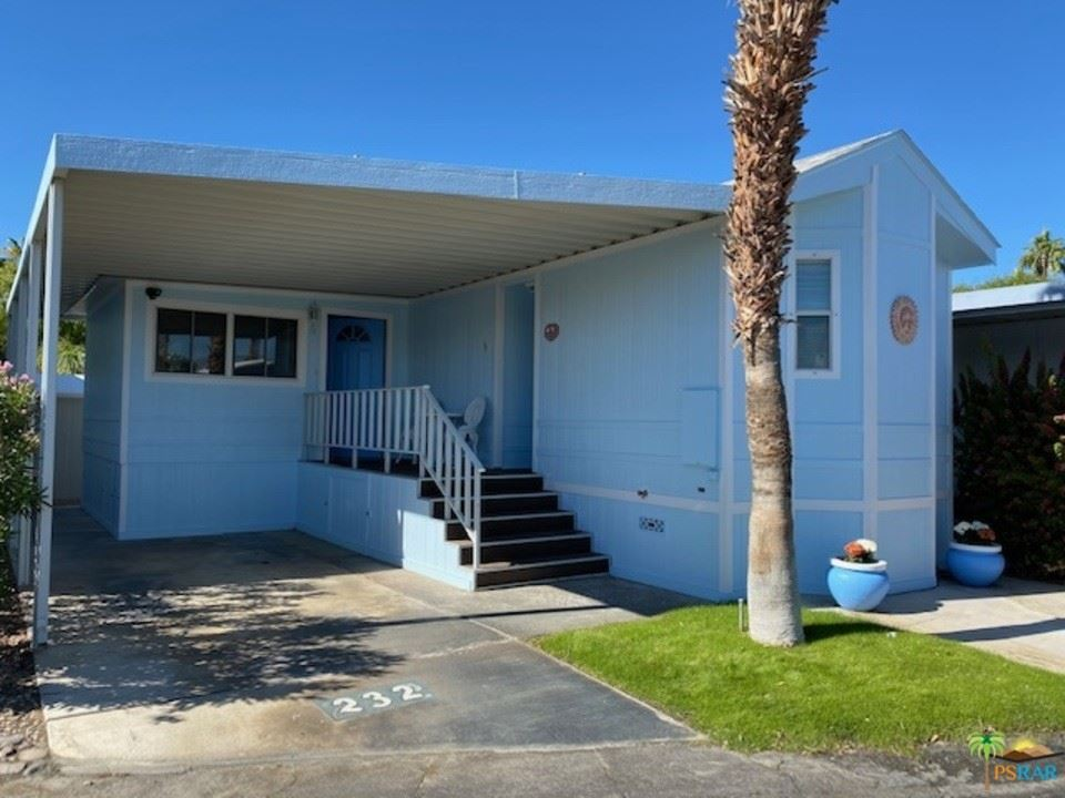 69801 Ramon Road #232, Cathedral City, CA 92234 - MLS#: 20654836