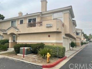 7543 W Liberty #721, Fontana, CA 92336 - MLS#: CV21131836