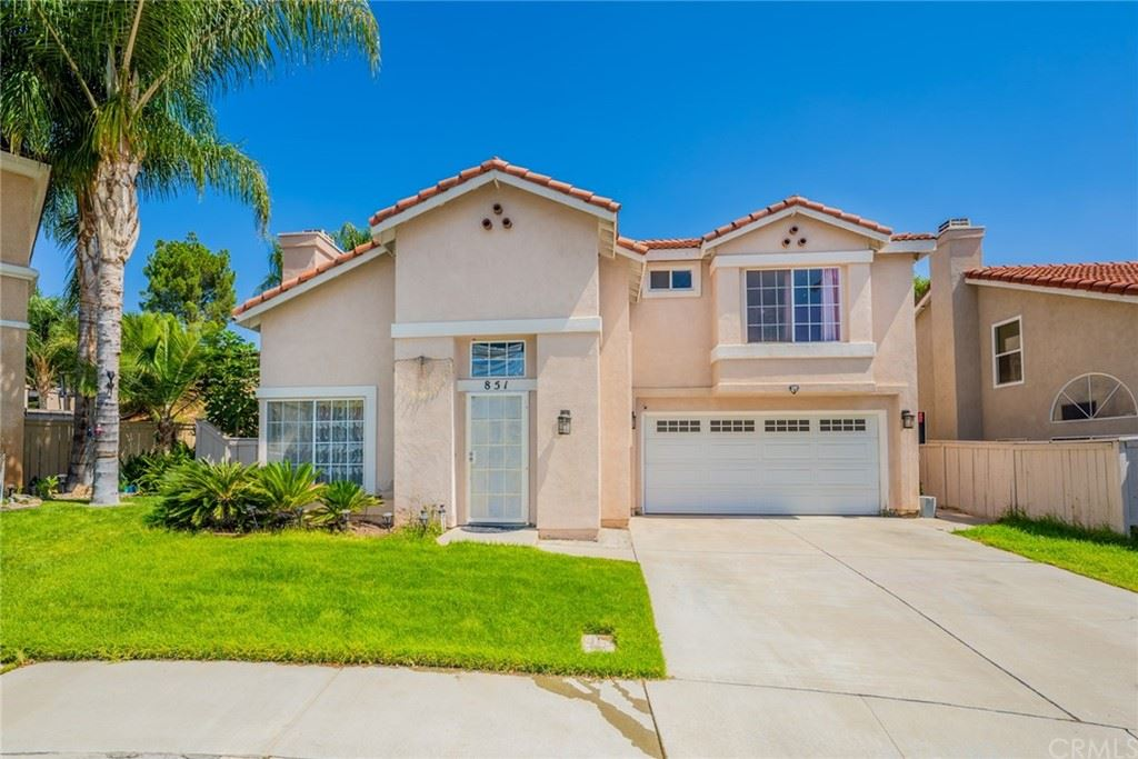 851 Fuchsia Street, Corona, CA 92879 - MLS#: IG21196836