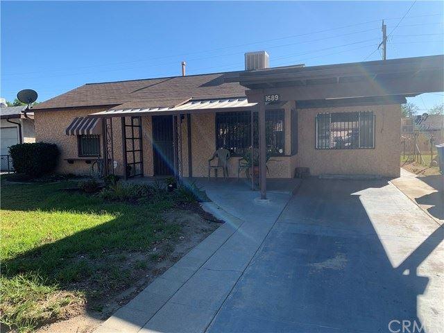1689 W Vine Street, San Bernardino, CA 92411 - MLS#: IV20247836