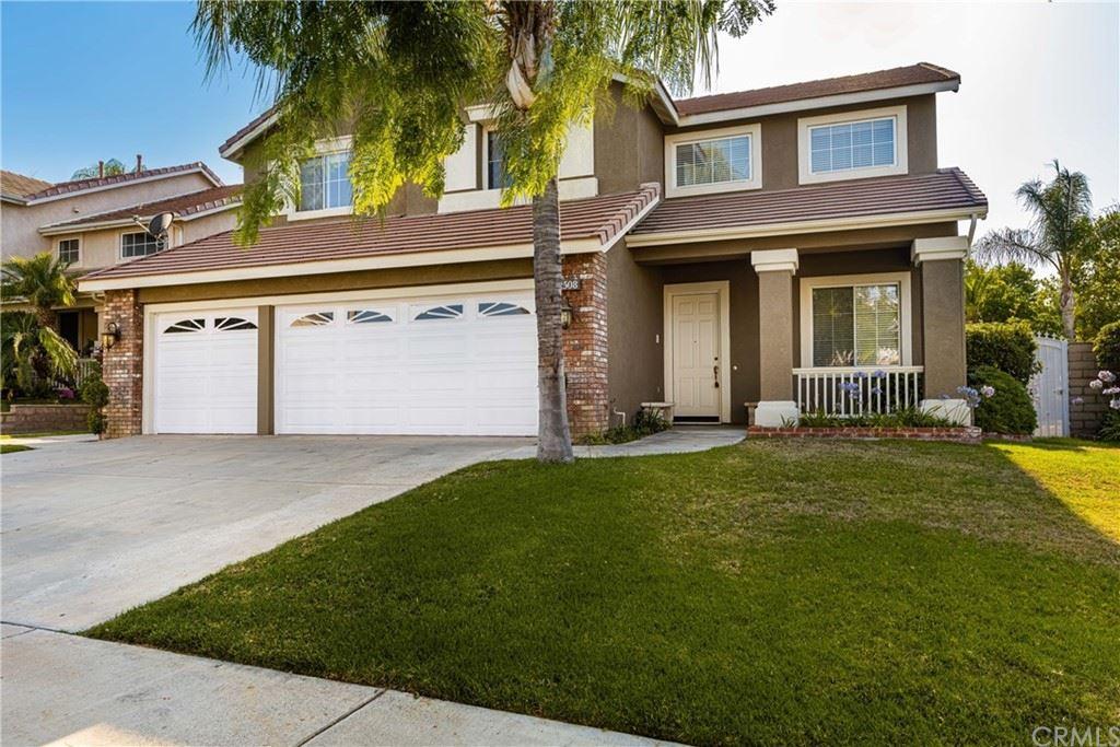 2508 Macbeth Avenue, Corona, CA 92882 - MLS#: PW21147836