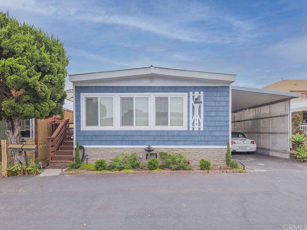 1370 W Grand #126, Grover Beach, CA 93433 - MLS#: SC21208836