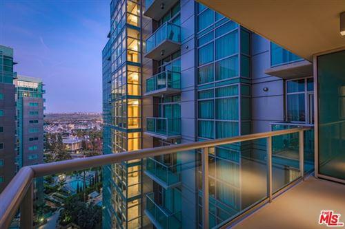 Photo of 13700 Marina Pointe Drive #726, Marina del Rey, CA 90292 (MLS # 20617838)