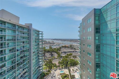 Photo of 13600 Marina Pointe Drive #1702, Marina del Rey, CA 90292 (MLS # 20633838)
